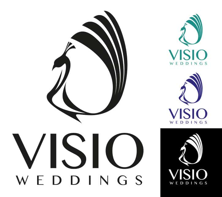 Visio Weddings Brand Identity - Branding/Design