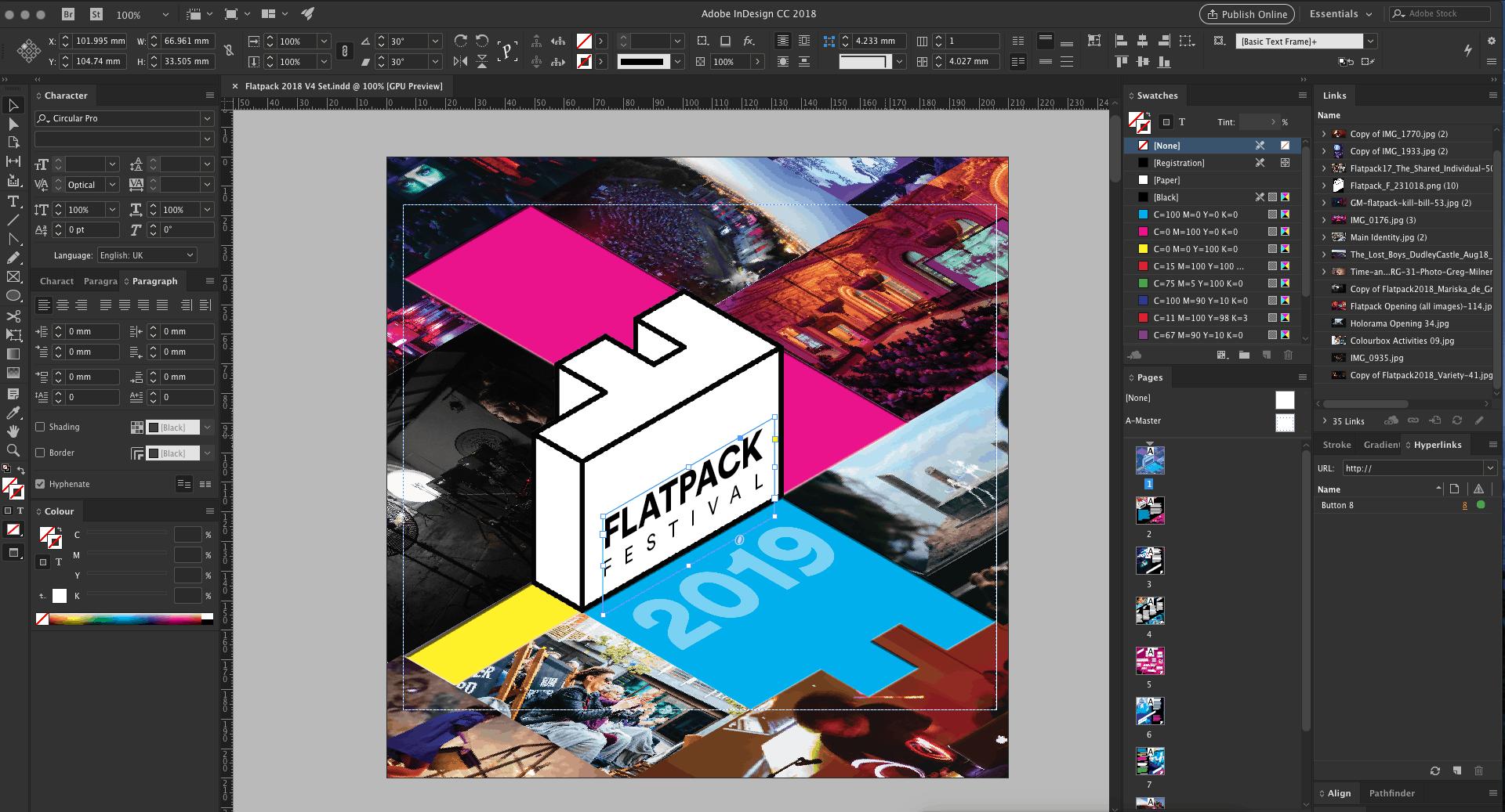 25 Photo Collage Templates - PSD, Vector EPS
