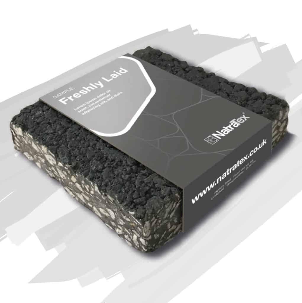 Natratex Sample sleeve - Design/Packaging