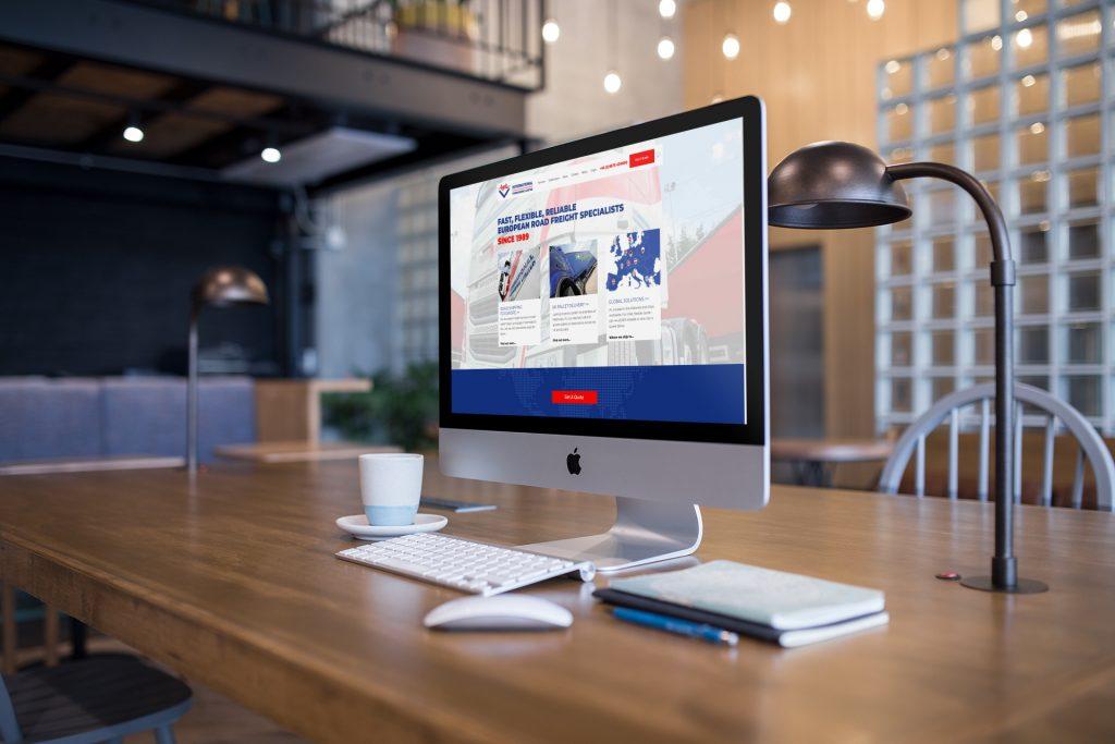 wordpress website for client IFL