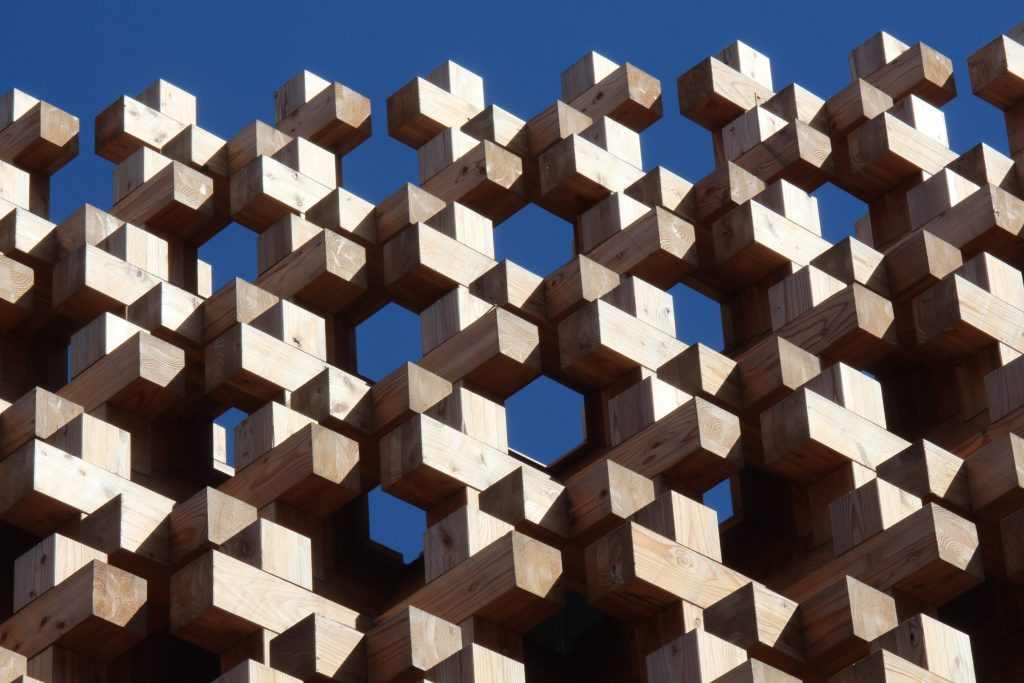 Building blocks. Get your website structure right.